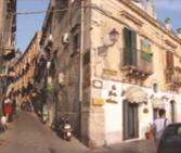 Перед вами два снимка городов мира - город Сиракузы