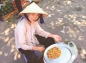 Перед вами фото жительницы Южных районов Вьетнама
