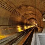 Готардский железнодорожный базисный тоннель
